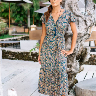 robe bohème Zelia
